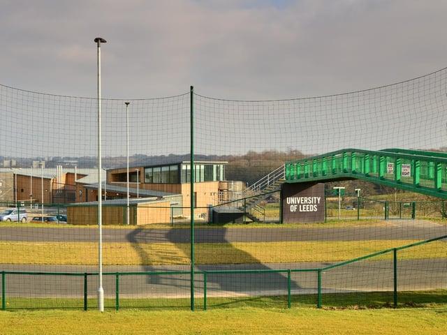 Brownlee Triathlon Centre at University of Leeds.