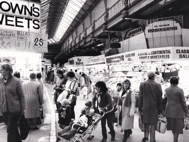 Enjoy these memories of Kirkgate Market in the 1980s. PICS: YPN