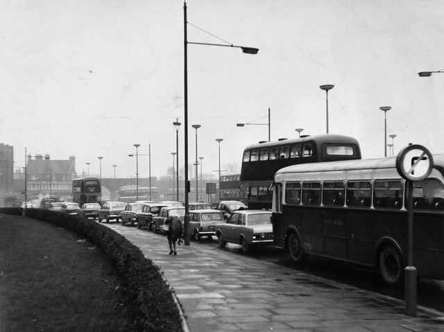 Enjoy these memories of Leeds in 1968. Is this a city you remember? PIC: YPN