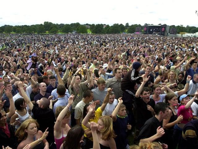 Do you remember Love Parade in 2000? PIC: Mark Bickerdike