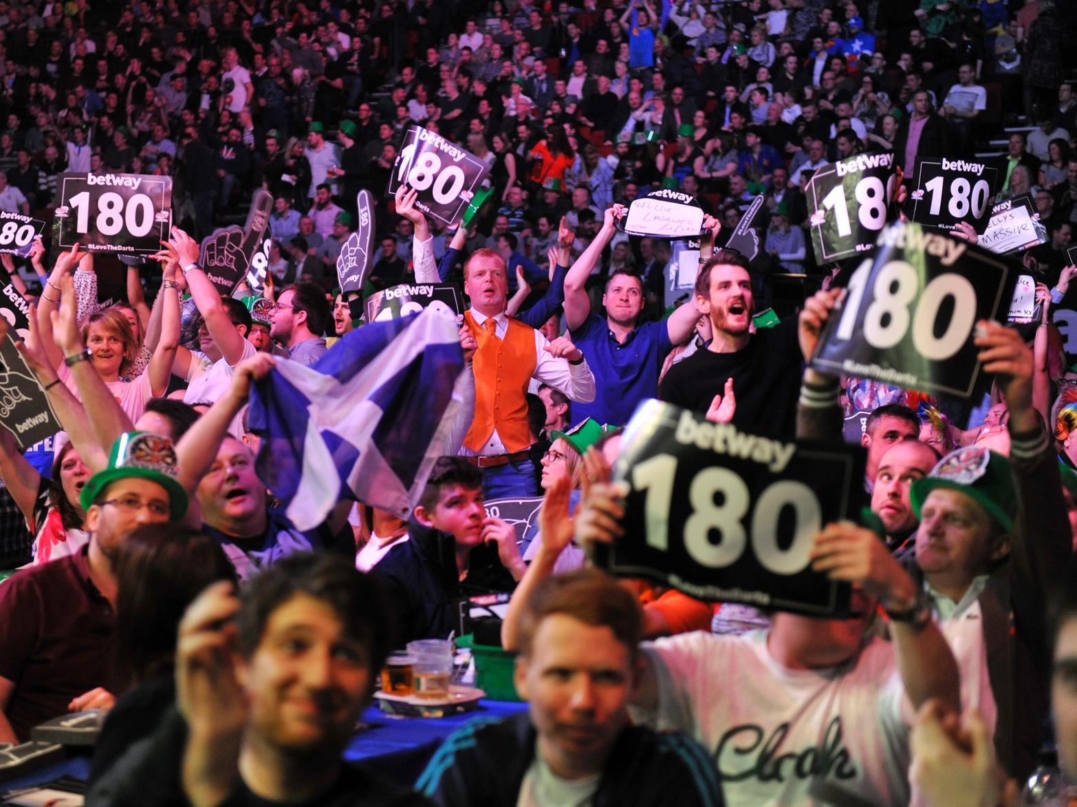 Darts Premier League 2021