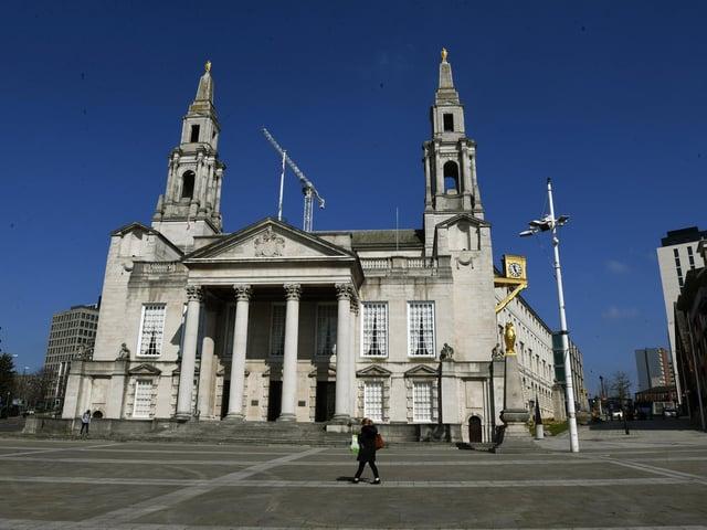 Leeds Civic Hall. Picture: Jonathan Gawthorpe