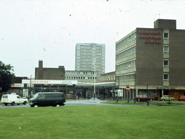 Enjoy these photos of Seacroft Shopping Centre during the 1960s and 1970s. PIC: Leeds Libraries, www.leodis.net
