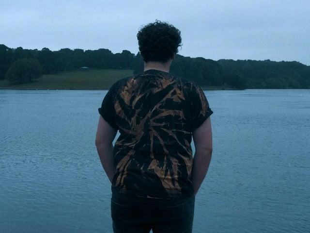 A still from Jonny White's film The Voices of Men.