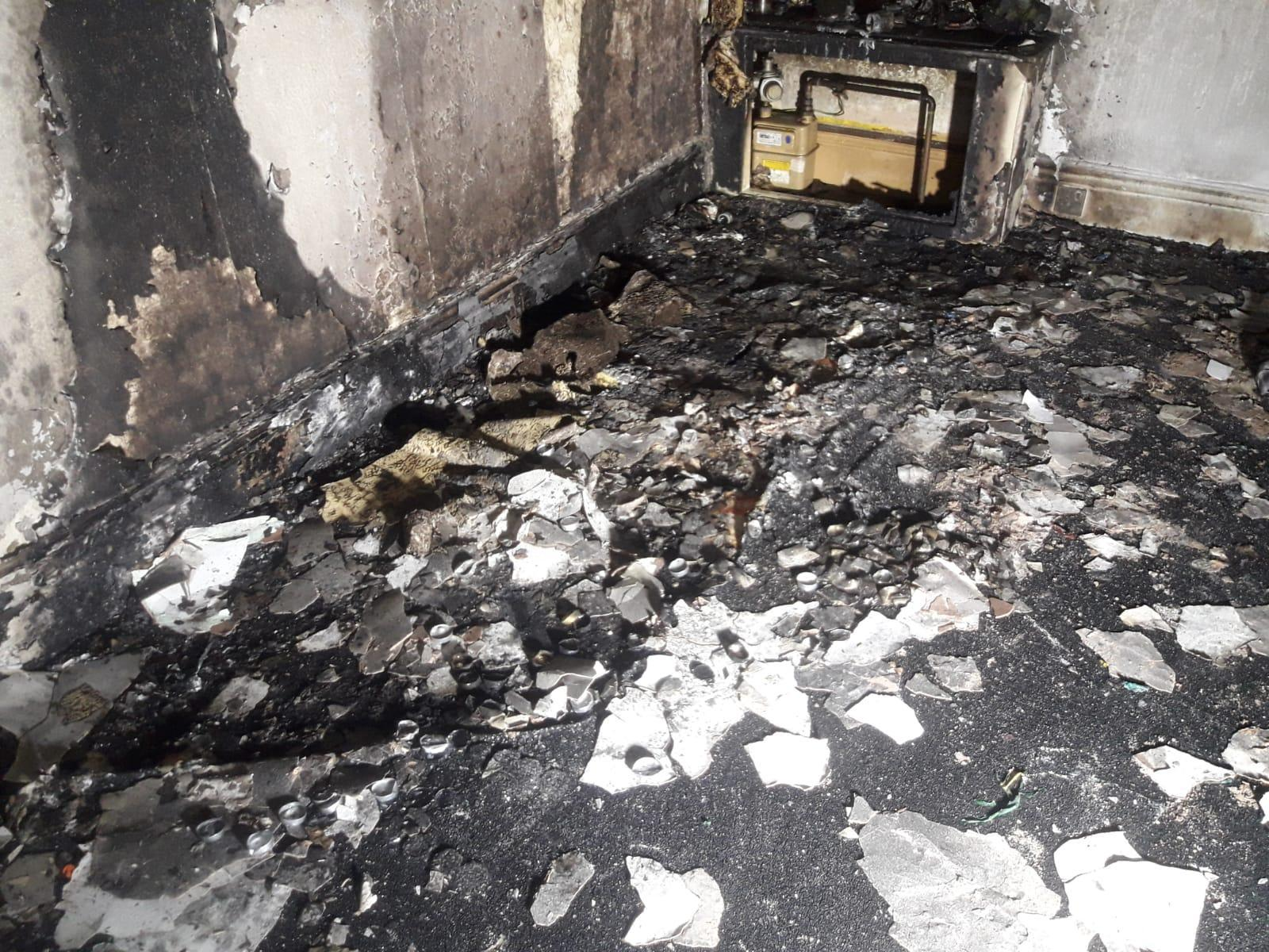 Yorkshire man sets entire flat on fire in disastrous proposal attempt - but did she say yes?
