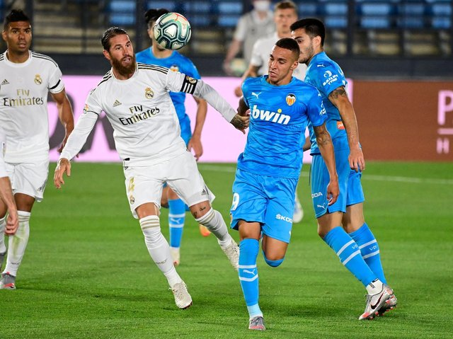 Valencia Confirm Agreement With Leeds United For Rodrigo Yorkshire Evening Post