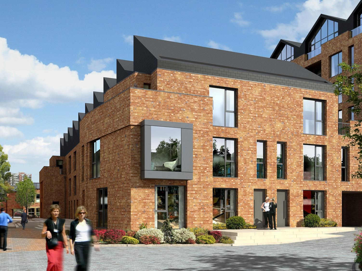 Take a look inside the townhouses and apartments transforming Leeds city centre living