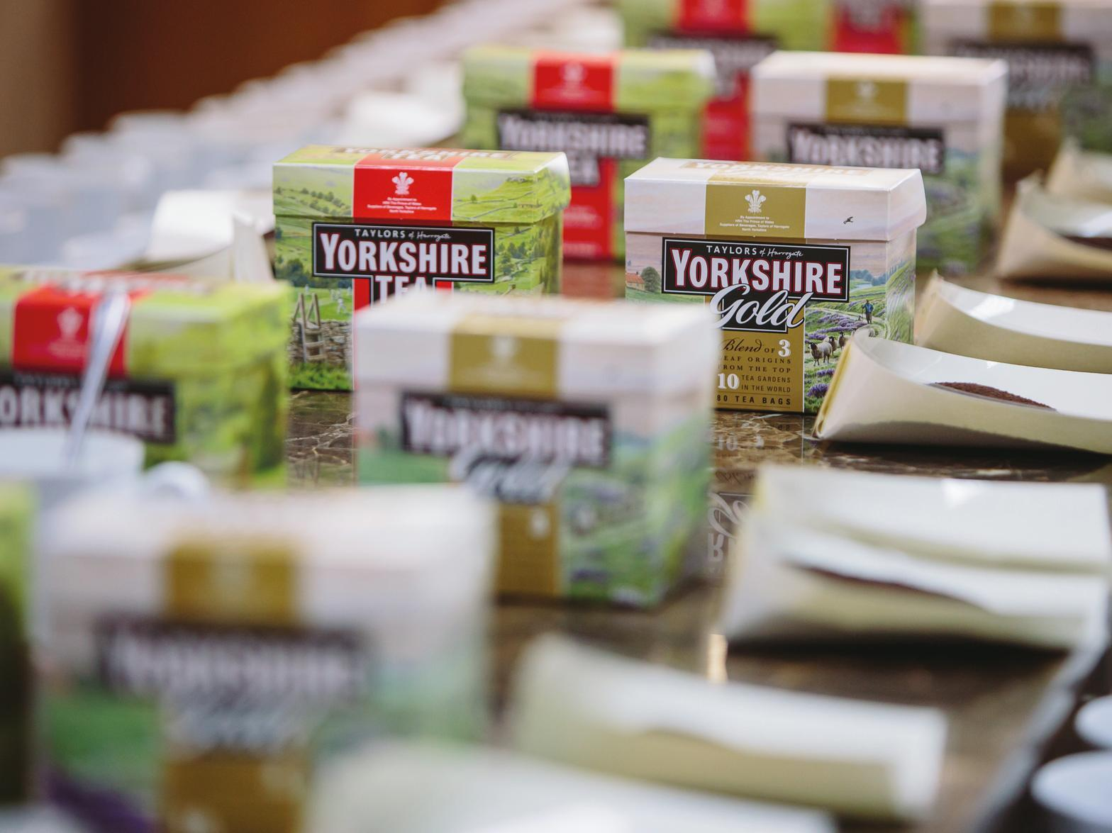 Harrogate's Yorkshire Tea up against PG Tips in television battle of the brews