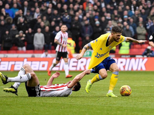 REUNION - Mateusz Klich and Leeds United have impressed ex Whites defender Dominic Matteo ahead of a Premier League clash with old foes Sheffield United. Pic: Getty