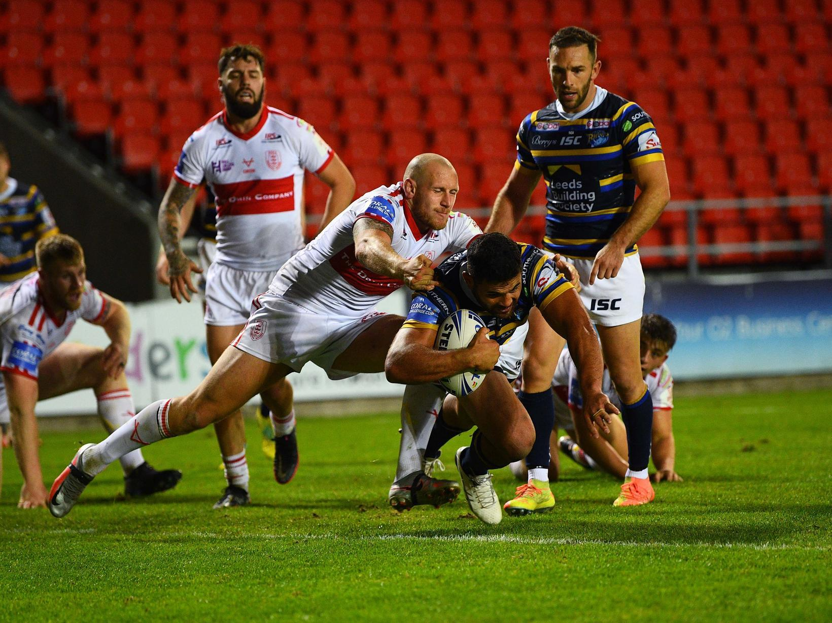 They will be better - Martin's warning to Rhinos ahead of Hull KR rematch