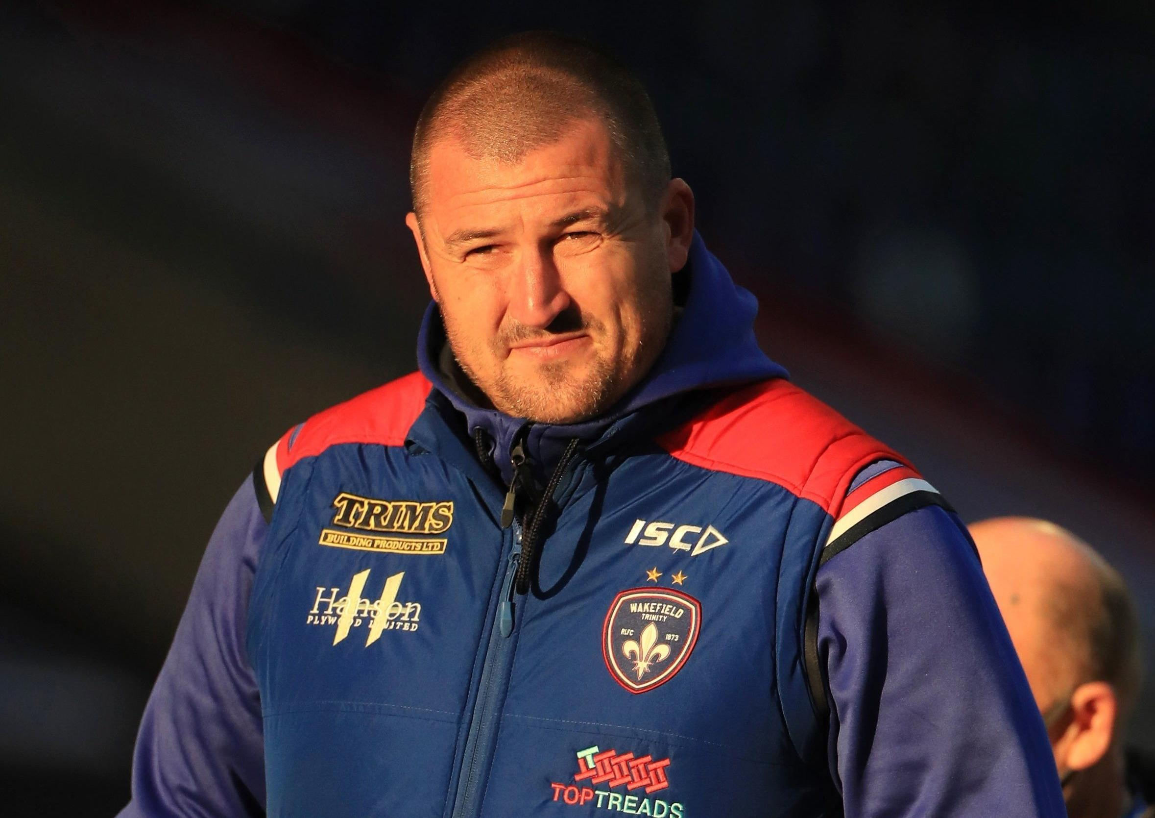 Wigan Warriors v Wakefield Trinity - Coach Chris Chester upbeat with stronger squad options available to him