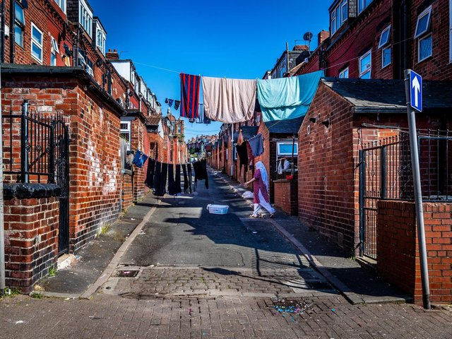 Harehills is highlighted as an area of deprivation in Leeds. Picture: James Hardisty