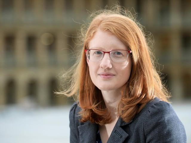Halifax MP Holly Lynch