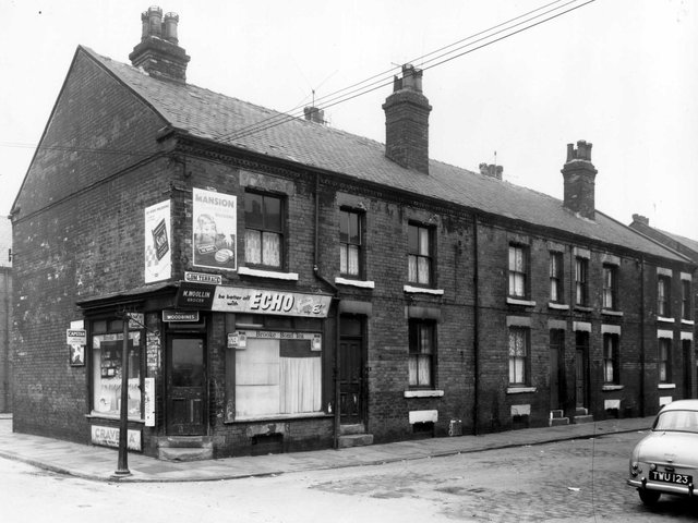 Do you remember any of these street which were demolished as part of Leeds City Council's slum clearance programme during the 1950s and 1960s? PICS: West Yorkshire Archive Service