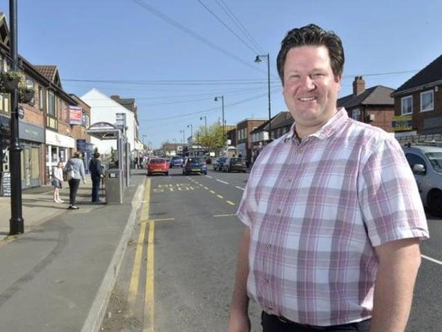 Leeds MP Alec Shelbrooke