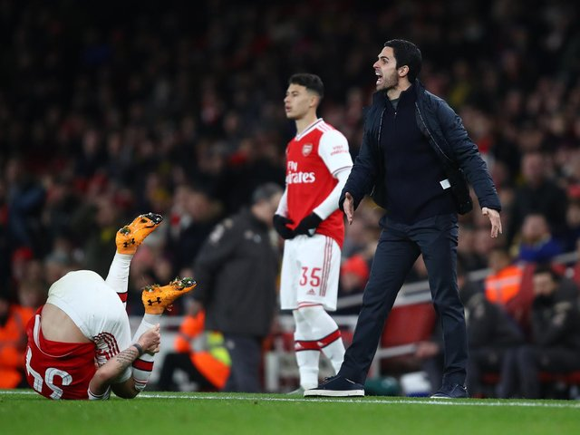 Big Difference As Leeds United Head Coach Marcelo Bielsa And Arsenal Boss Mikel Arteta Meet Again Yorkshire Evening Post