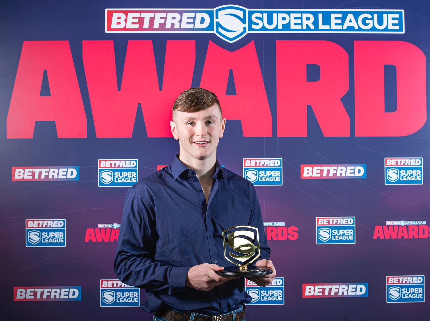 Who won what - here's where the honours went in Super League's annual awards