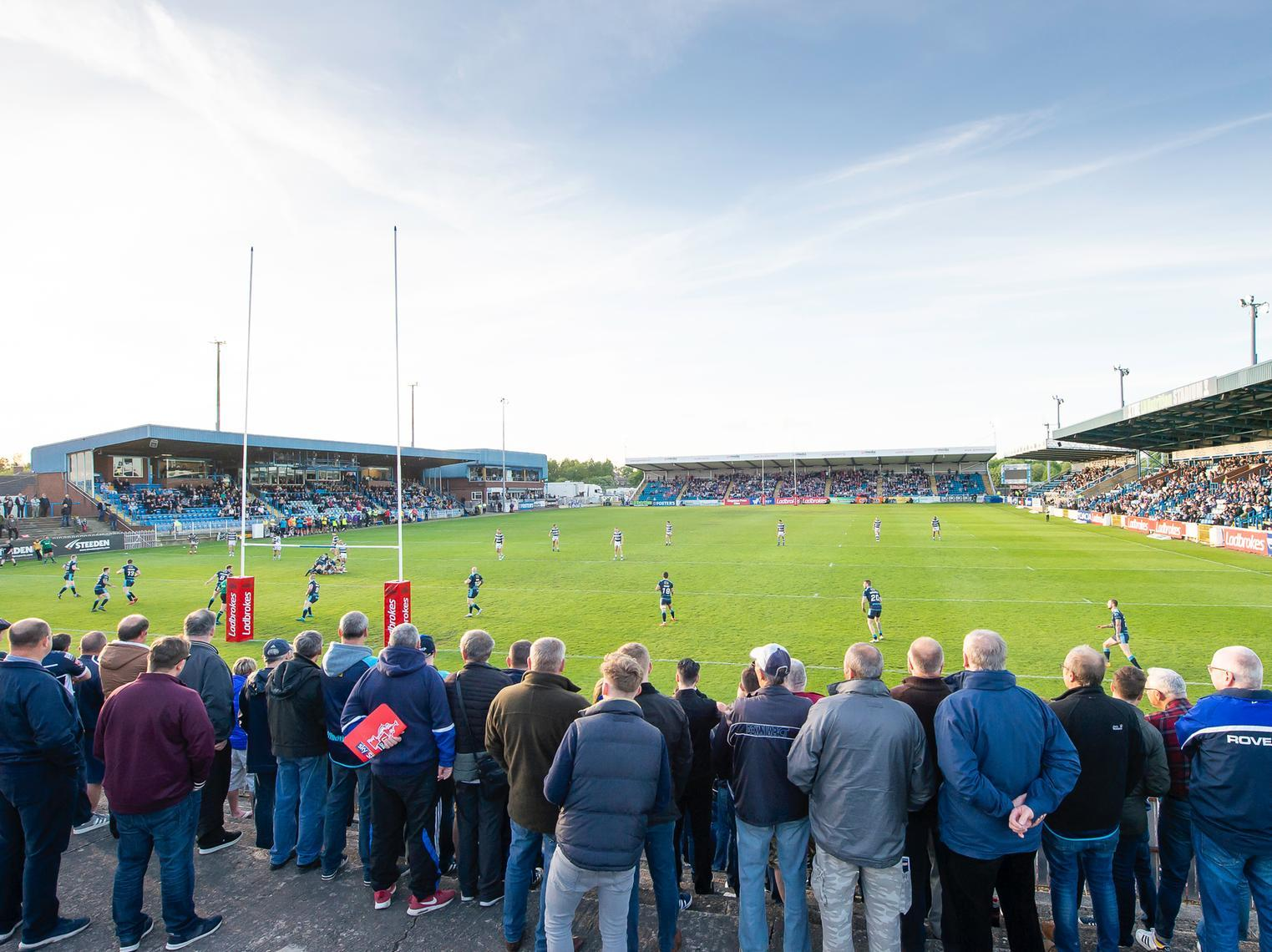 Wakefield Council give their backing to Featherstone Rovers' Super League bid