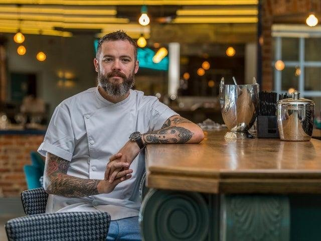 Matt Healy of The Foundry restaurant.