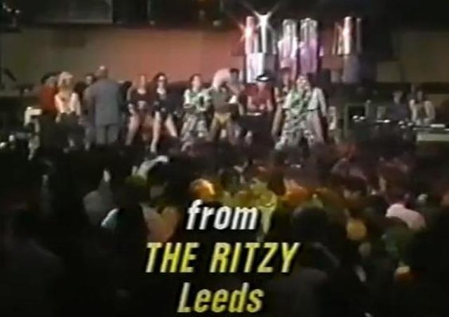 Were you at the Ritzy when The Hitman and Her came to Leeds?