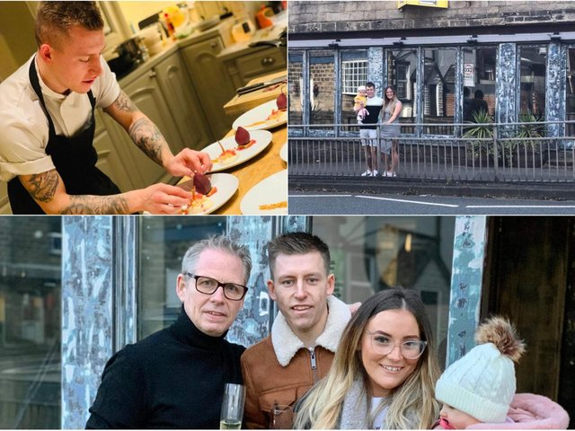 Together with business partner Mark-Hamilton Smith, Dale has now announced his first venture into the restaurant business - with the launch of Brontae's, named after his daughter.