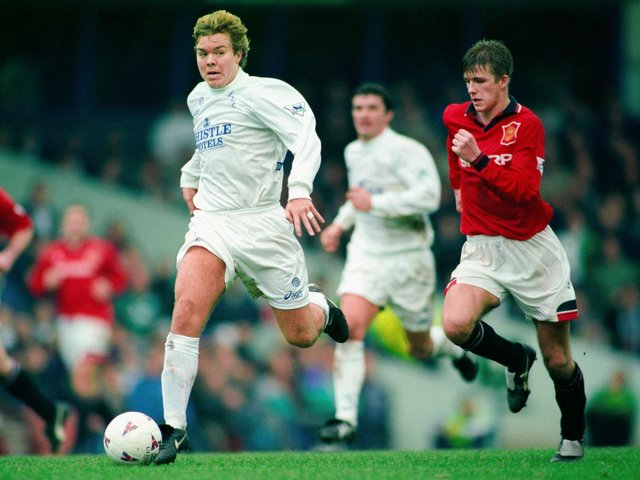 Enjoy these Leeds United Christmas crackers through the years. Which is your stand out memory? PIC : Getty