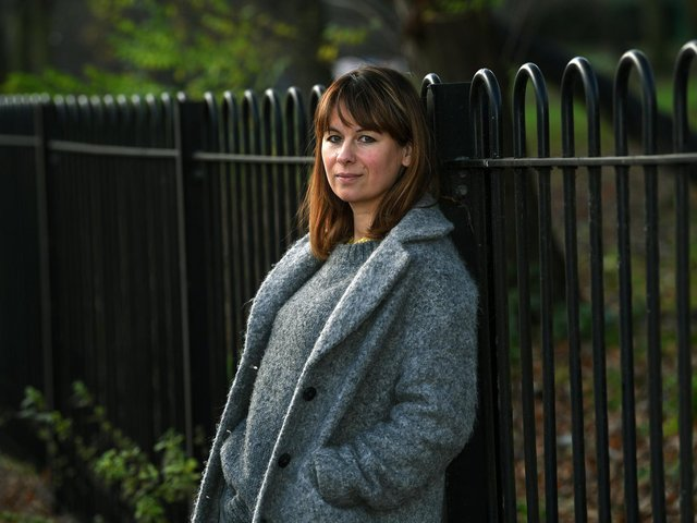 Gerda Bayliss, 42, who suffers from Long Covid. Picture: Jonathan Gawthorpe