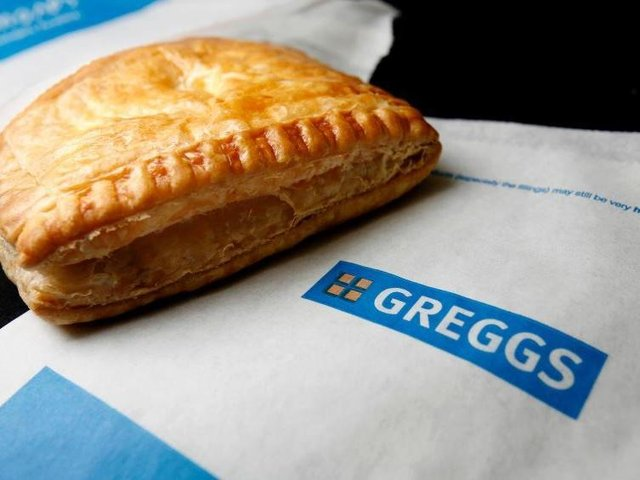 There are just 10 Greggs outlets in the UK and the Easterly Road store is the only one of its kind in Yorkshire