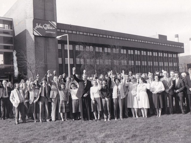 How many of these Leeds firms do you remember from the 1980s?
