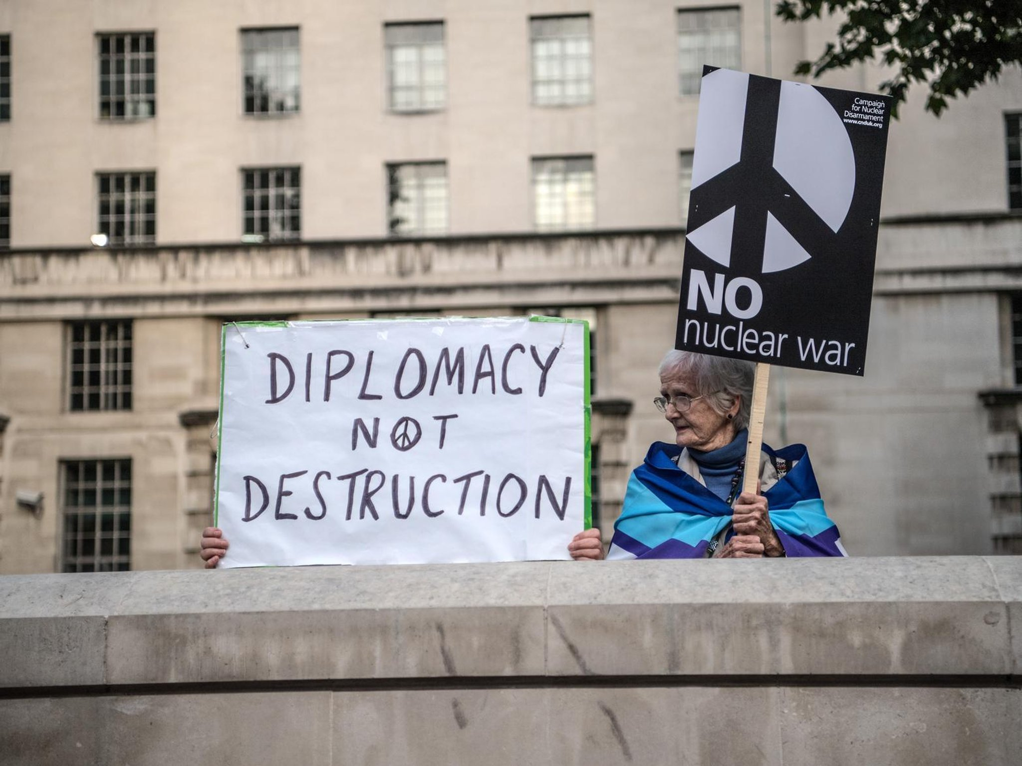 'We need to do away with them': Leeds City Council backs nuclear disarmament motion