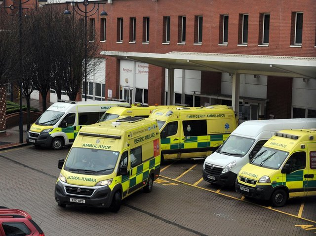 The hospital trust suspended parking charges from March 2020 onward due to the coronavirus pandemic.