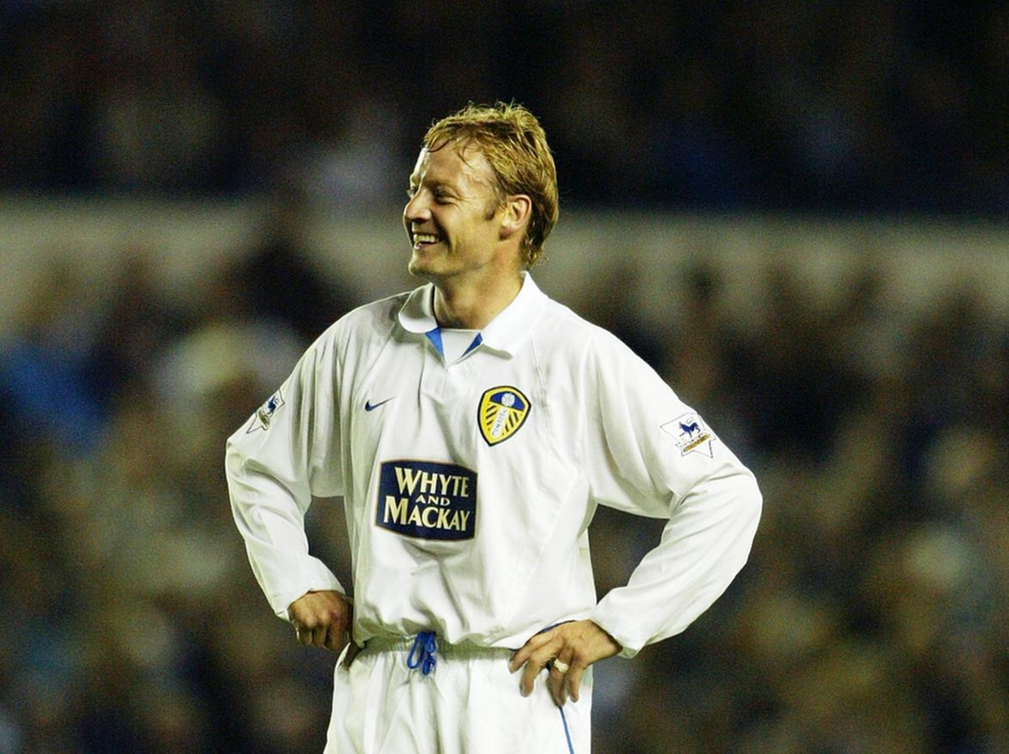 Batty the comedian and Wilcox impressions helped lift Leeds - Dominic Matteo