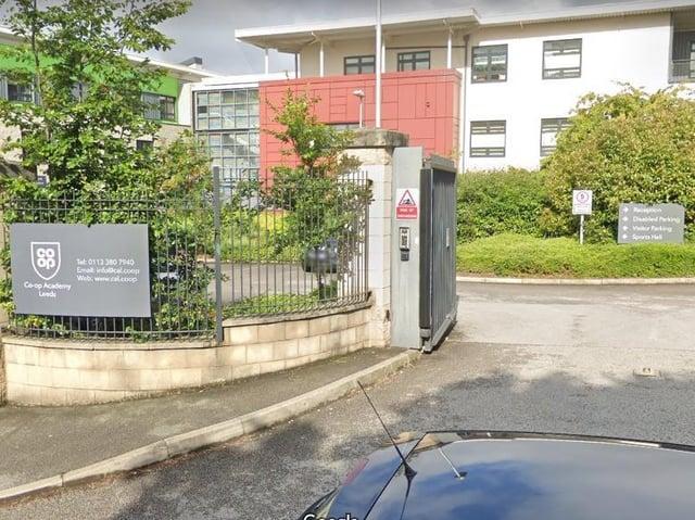The Cooperative Academy, Stoney Rock Lane, Leeds
