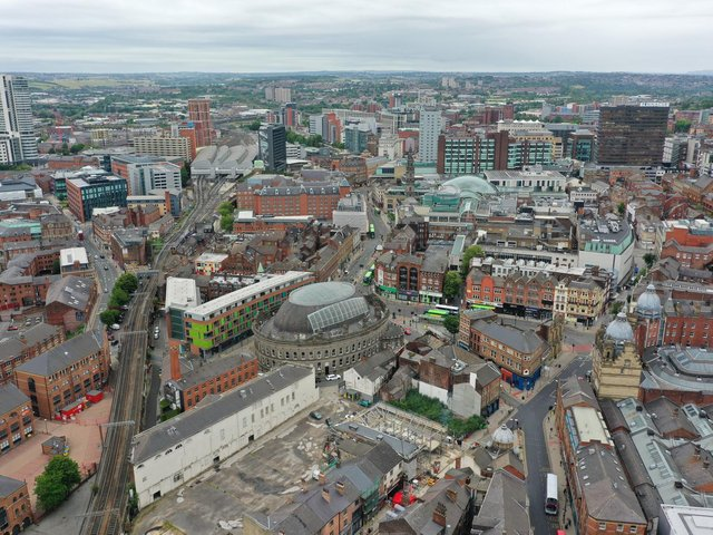 Leeds has ranked 12th overall in the latest Demos-PWC Good Growth for Cities Index