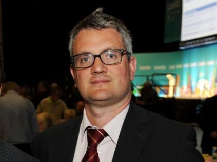 Coun James Lewis is set to be the next leader of Leeds City Council.