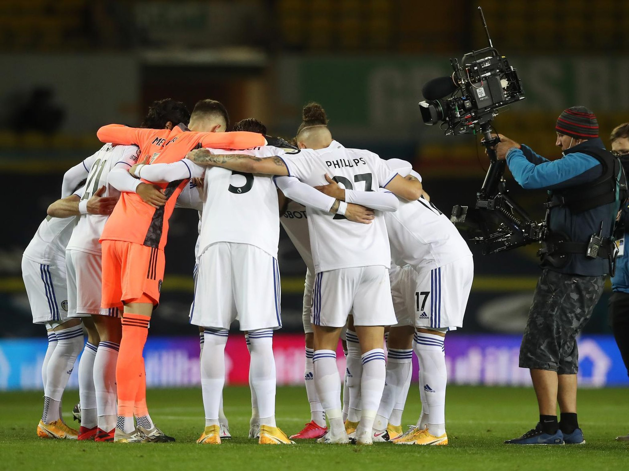 Leeds United's predicted line-up against Newcastle United ...