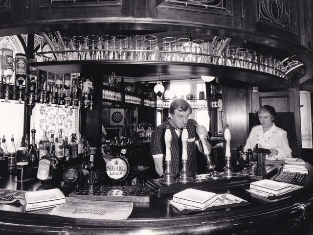 How many of these pubs did you drink in during the 1980s?