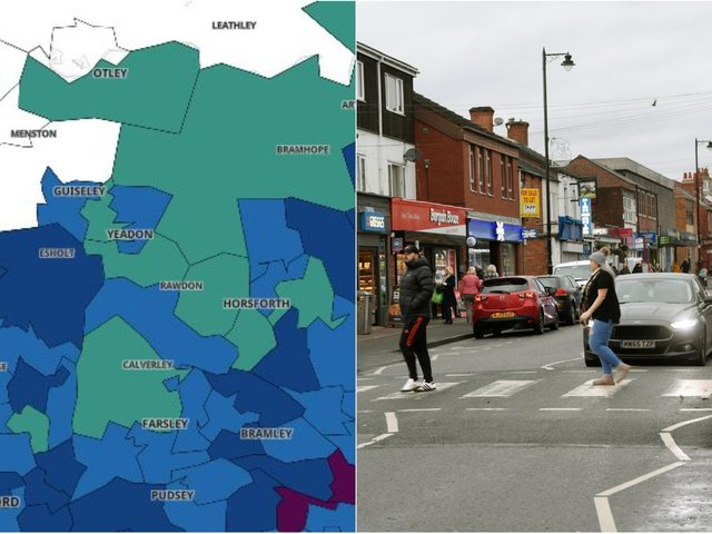 These 11 neighbourhoods had the fewest new cases in the city