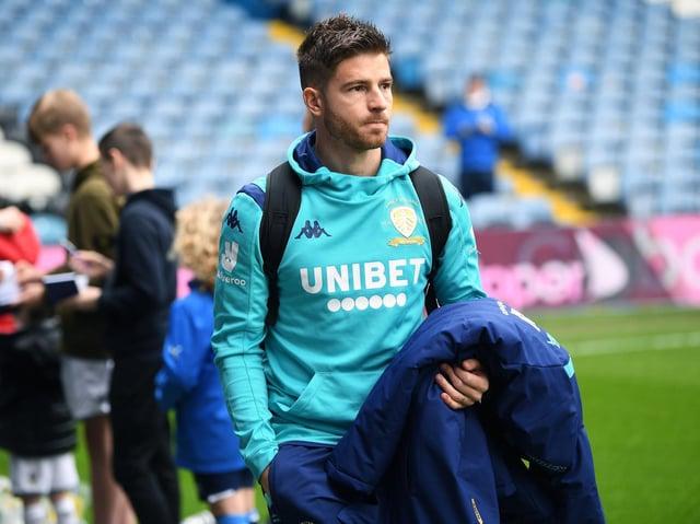 Leeds United defender Gaetano Berardi. Pic: Jonathan Gawthorpe