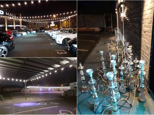 People given Covid fines after police disperse Shisha and takeaway meetup on Leeds Road