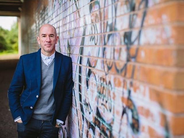 Leeds property expert, Jonathan Morgan.