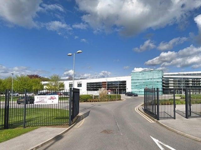 Allerton High School, King Lane, Leeds