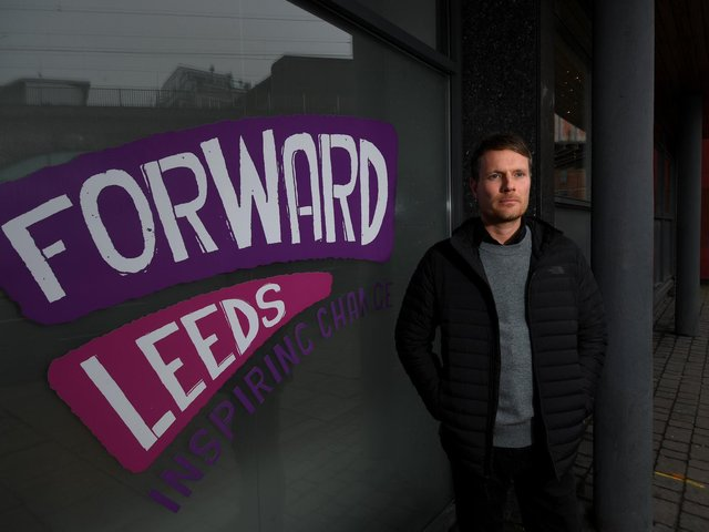 Lee Wilson, operations director at Forward Leeds. Picture: Simon Hulme
