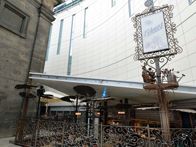 Bookings for the venue's outdoor terrace, located in the Trinity Leeds shopping centre, will be available from next week