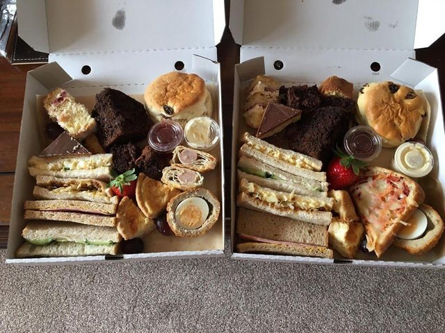 What better way to treat your mum than a spot of afternoon tea?
