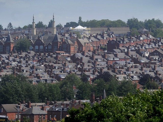Covid cases remain high in Harehills.