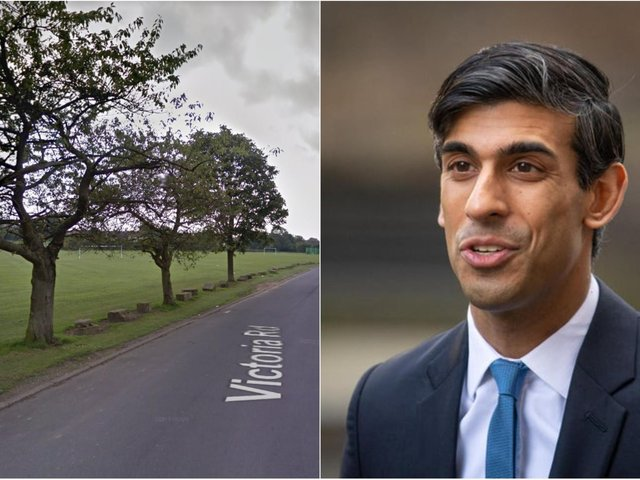 The new bank could be based in Pudsey according to Rishi Sunak