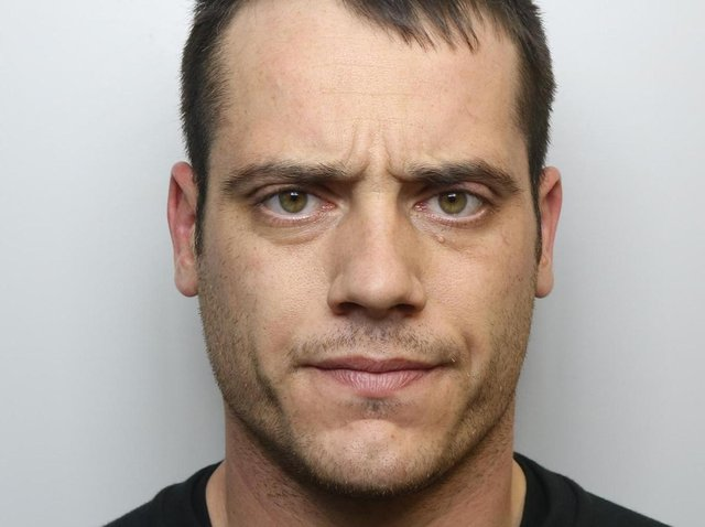 Former soldier Ian Easton was jailed for four years after he was caught dealing cannabis and cocaine in Leeds.