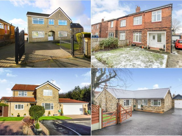 Thanks to estate agents Purple Bricks, here is a list of ten of the best homes in Leeds in the catchment areas of 'outstanding' or 'good' rated schools by Ofsted (all images courtesy of Purple Bricks)