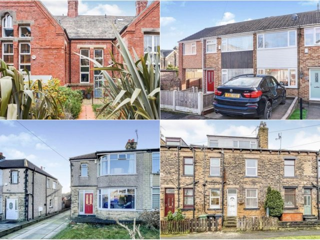According to estate agents Purple Bricks, these are seven of the best Leeds homes suitable for first time buyers following the new announcements in Wednesday's budget by the Chancellor Rishi Sunak (ALL IMAGES COURTESY OF PURPLE BRICKS):